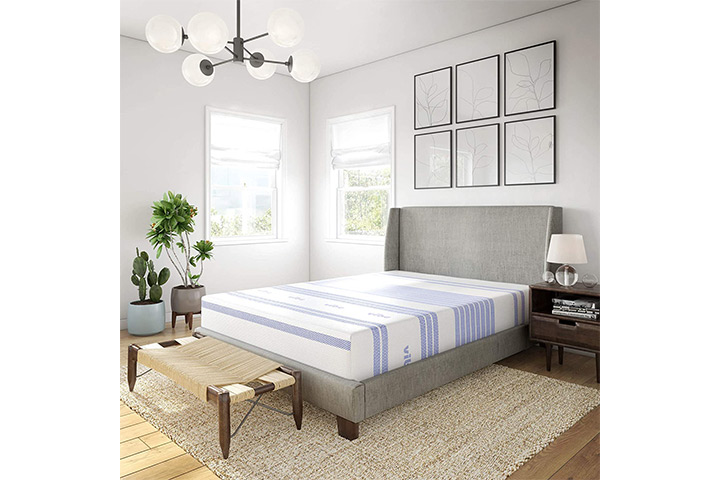 Vibe Gel Memory Foam Mattress