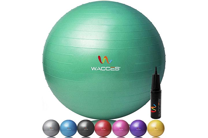 Wacces Professional Exercise Ball