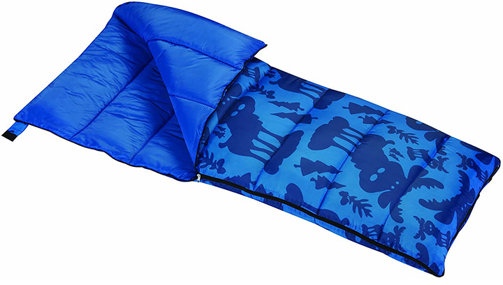 Wenzel Moose Boys Sleeping Bag
