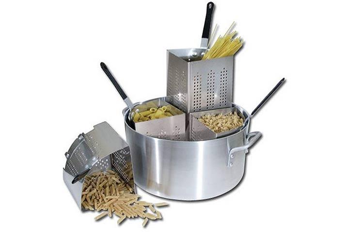 Winware Aluminum Pasta Cooker