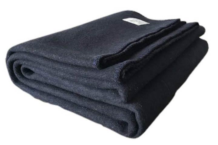 Woolly Mammoth Woolen Company Merino Wool Blanket