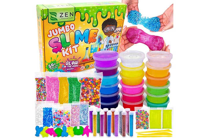 Zen Laboratory DIY Slime Kit