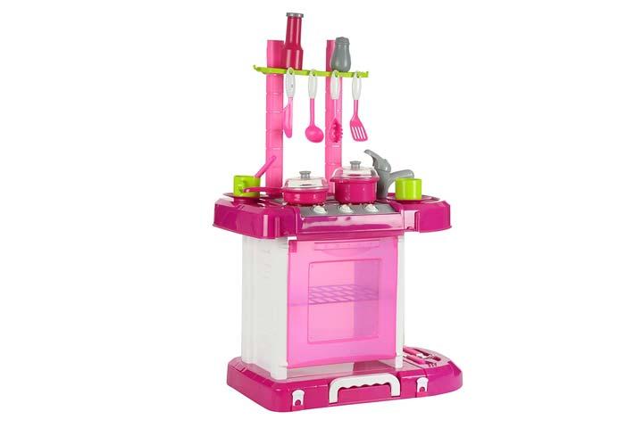 Zest 4 Toys Kitchen Set