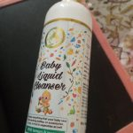 Mom & World Baby Anti Bacterial Liquid Cleanser-A must have cleanser for baby items-By rachanak