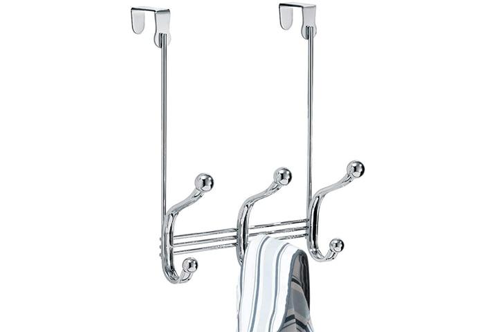 iDesign Over the Door 3-Hook Rack