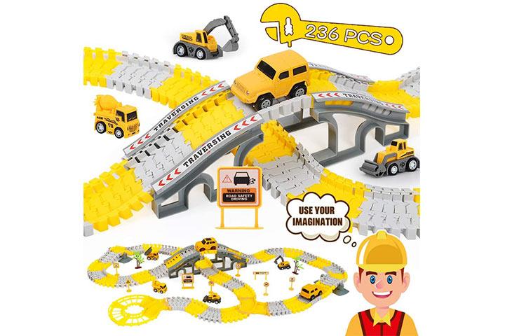 iHaHa Engineering Tracks Cars