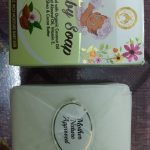 Mom & World Natural Baby Soap-Oil based, long lasting moisture-By sowmmiya