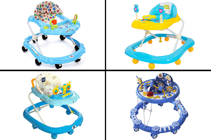Top 11 Best Baby Walkers In India In 2020