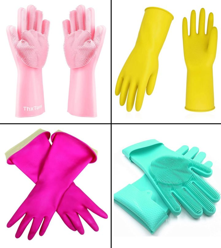 11 Best Dishwashing Gloves for Protecting Your Hands