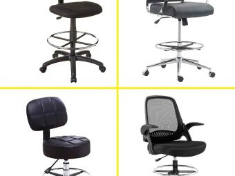 11 Best Drafting Chairs And Stools In 2021
