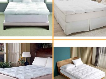11 Best Feather Toppers For Mattress