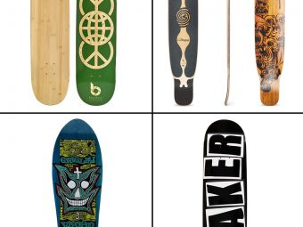 11 Best Skateboard Decks In 2021