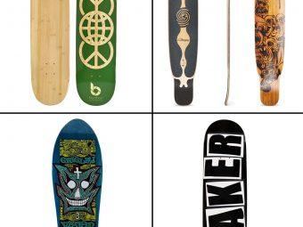 11 Best Skateboard Decks In 2020