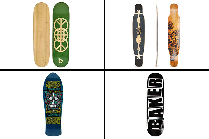 11 Best Skateboard Decks In 2020