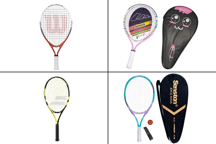 11 Best Tennis Rackets For Kids In 2020-1