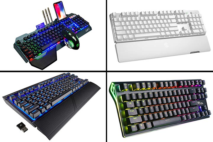 11 Best Wireless Gaming Keyboards Of 2020
