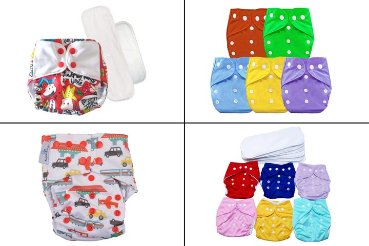 13 Best Cloth Diapers In India For Babies In 2020-1