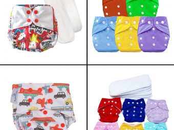 13 Best Cloth Diapers In India For Babies In 2020
