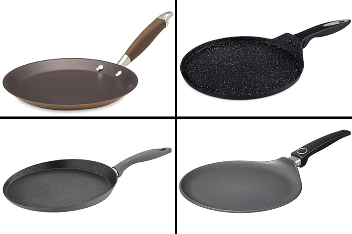 13 Best Crepe Pans To Buy In 2020