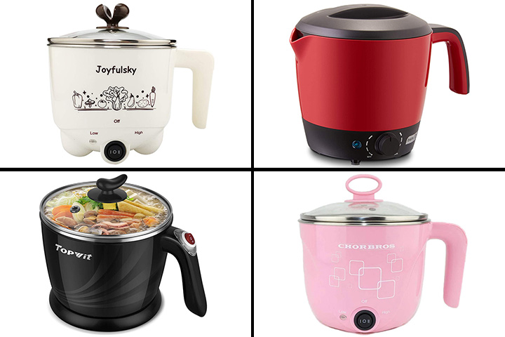 13 Best Electric Hot Pots To Buy In 2020