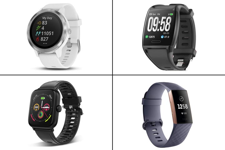 13 Best Fitness Trackers For Women In 2020-1