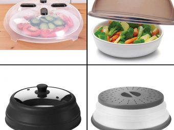 13 Best Microwave Covers To Buy In 2021