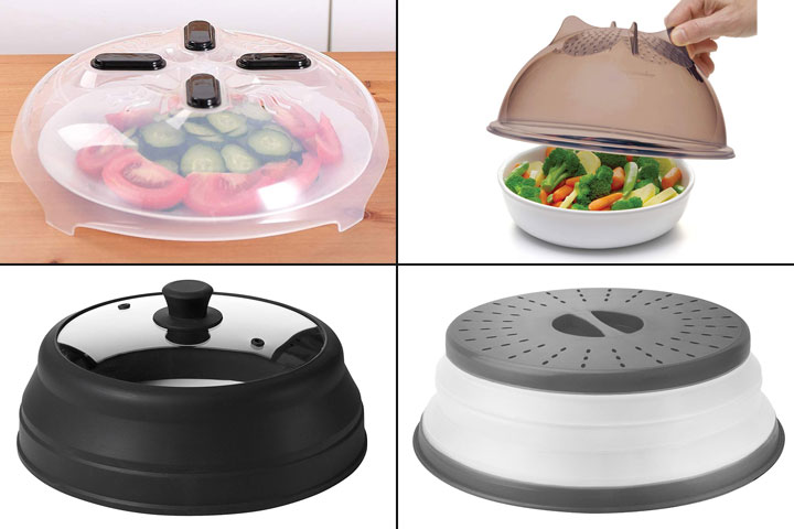 13 Best Microwave Covers