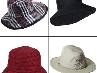 13 Best Rain Hats Of 2021