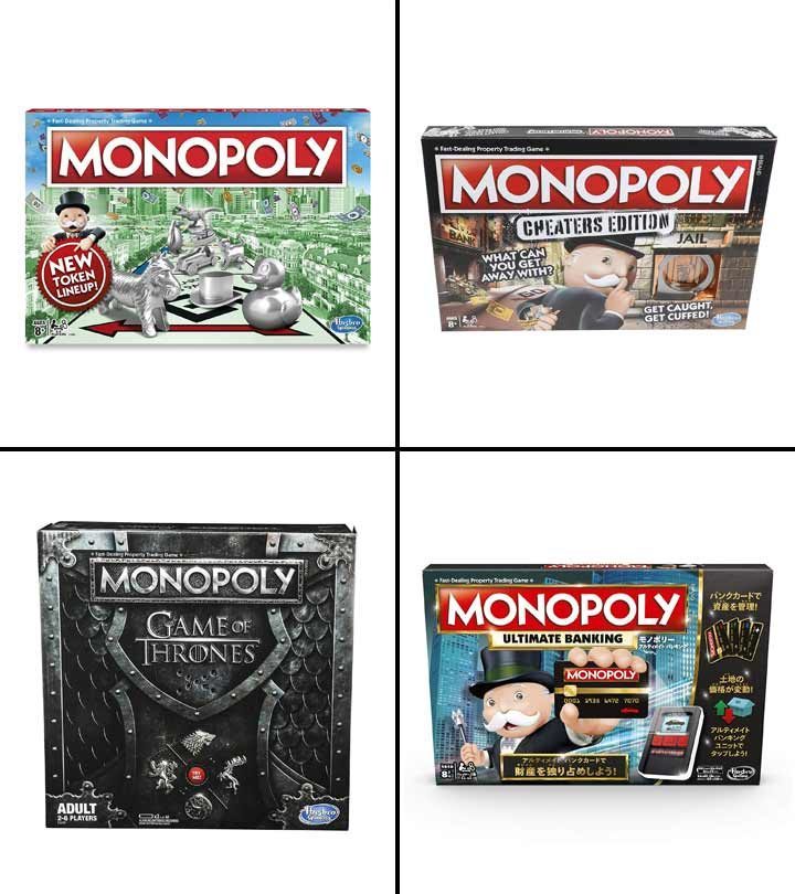 14 Best Monopoly Games To Buy In India-2021-1