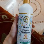 Mom & World Baby Anti Bacterial Liquid Cleanser-Safe to use on feeding bottles and toys-By siddiqa_shaikh