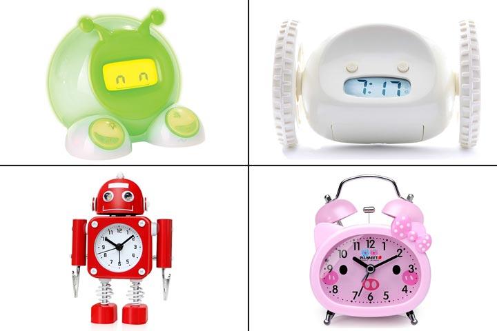17 Best Alarm Clocks For Kids In 2020-1