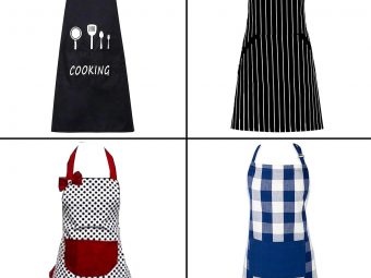 17 Best Kitchen Aprons To Buy In 2020