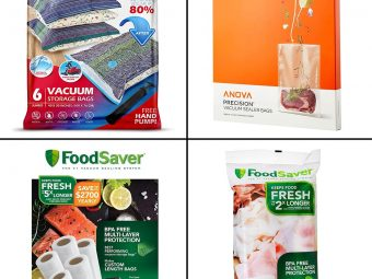 17 Best Vacuum Sealer Bags To Buy