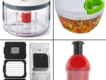 17 Best Vegetable Choppers To Buy In 2021