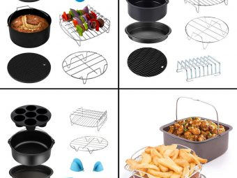 19 Best Air Fryer Accessories In 2020