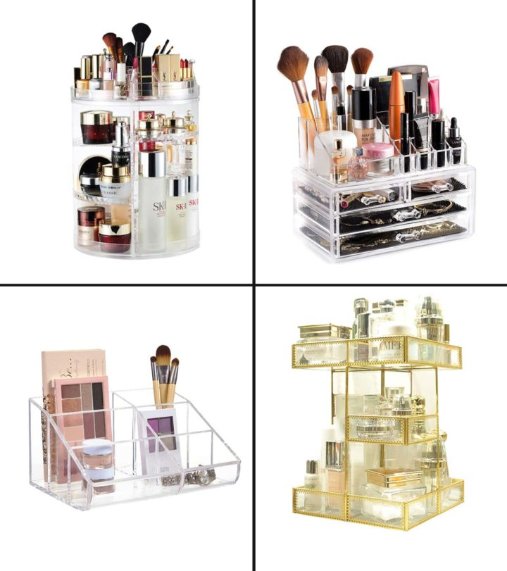 19 Best Makeup Organizers To Buy In 2020