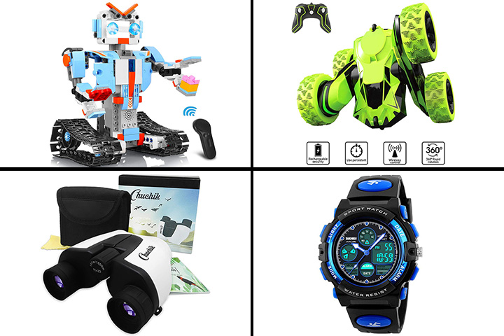25 Best Gifts For 12-Year-Old Boys In 2020