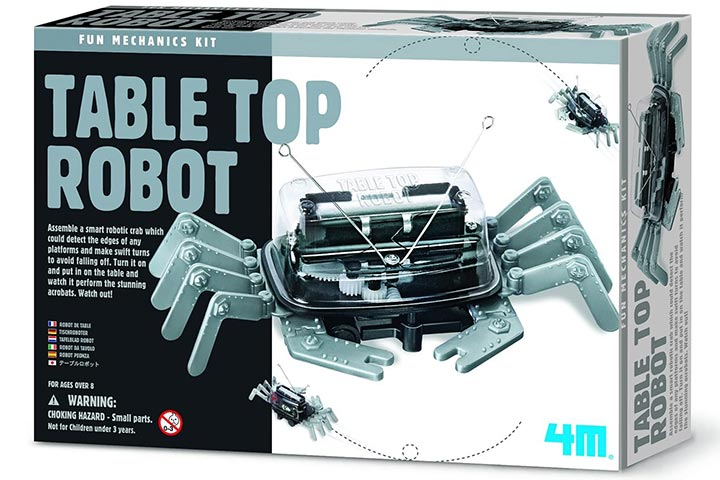 4M 5576 Tabletop Robot