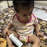 Mom & World Baby Mosquito Repellent Baby Lotion-This lotion is really helpful-By manuk3112