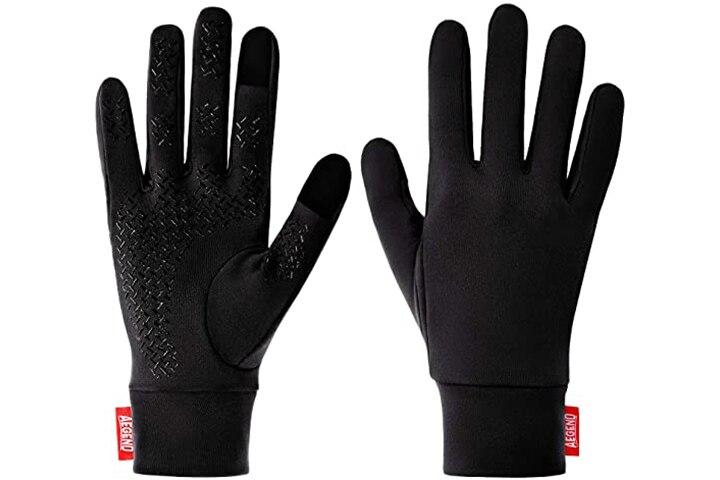 Aegend Lightweight Outdoor Gloves