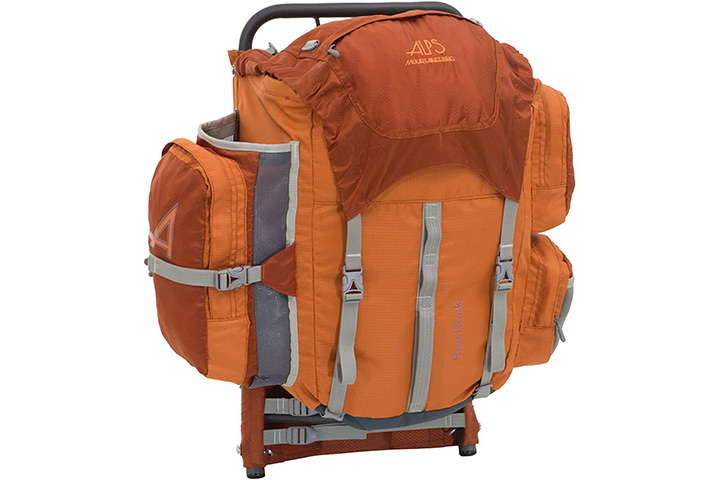 Alps Mountaineering Red Rock 2050 Cubic Inches External Pack