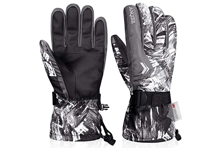 Anqier Ski Gloves