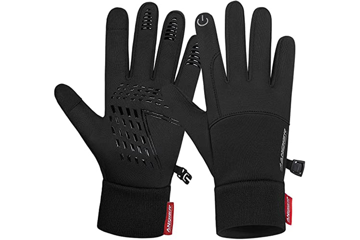 Anqier Winter Gloves For Men And Women