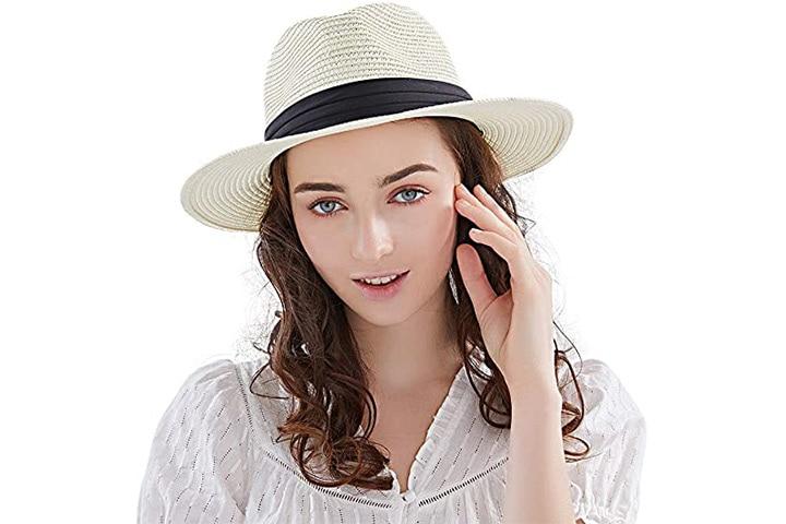 Anycosy Panama Straw Hat