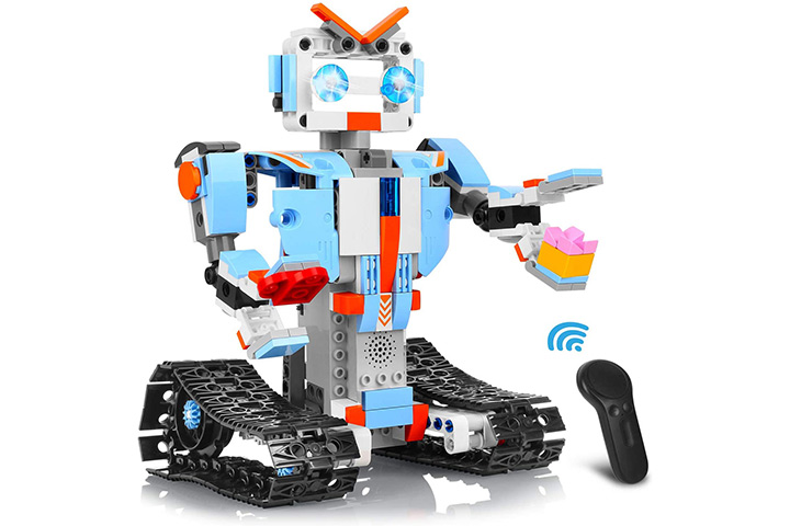 Aokesi Remote Control Robot Building Blocks