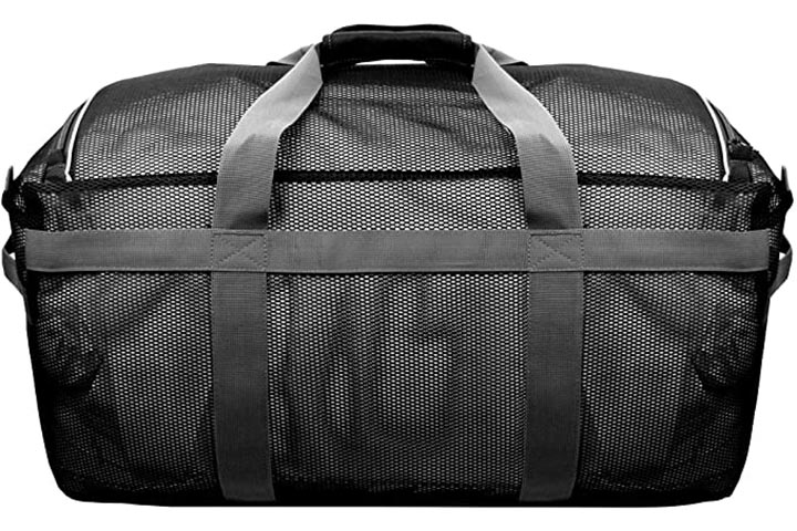 Aqua Lung Explorer Mesh Duffle Bag