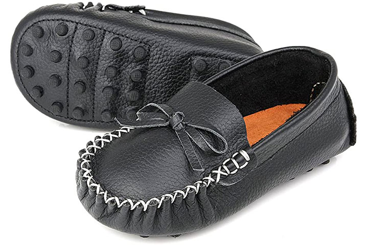 Augusta Baby Loafer Moccasin