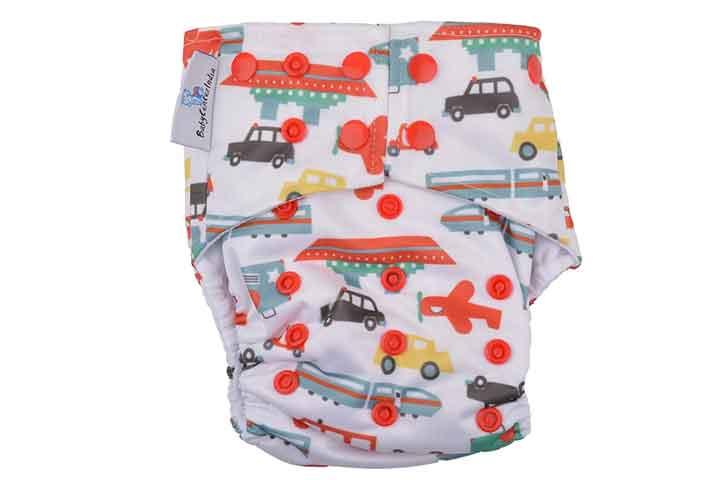 BabyCenter India Reusable Cloth Diaper