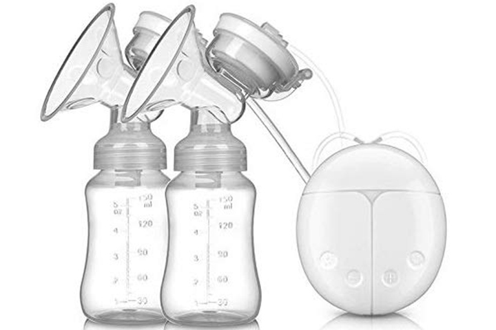 BabyGo Automatic Electric BPA-Free Double Breast Pump