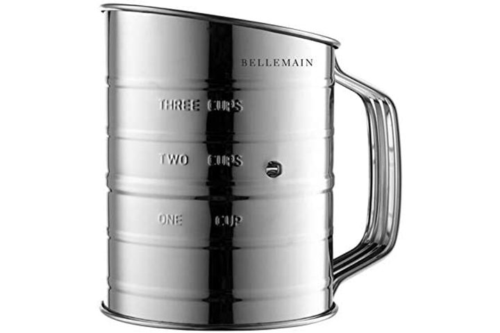 Bellemain Stainless Steel Flour Sifter